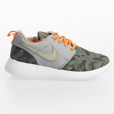 new style 510ea cfc94 item 1 Nike Roshe Kids Trainers Infant Junior Run Print Footwear Lace Grey  Black Blue -Nike Roshe Kids Trainers Infant Junior Run Print Footwear Lace  Grey ...