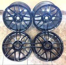 "19"" 19 Inch Ford Mustang SVT Staggered Cobra-Shelby Wheels Rims 3865 Set Of 4"