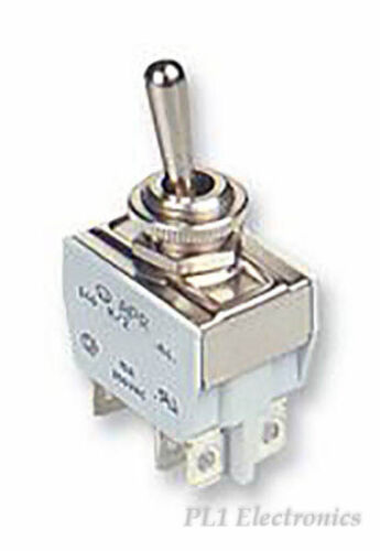 DPDT 250vac 10A APEM 649h // 2 commutateur