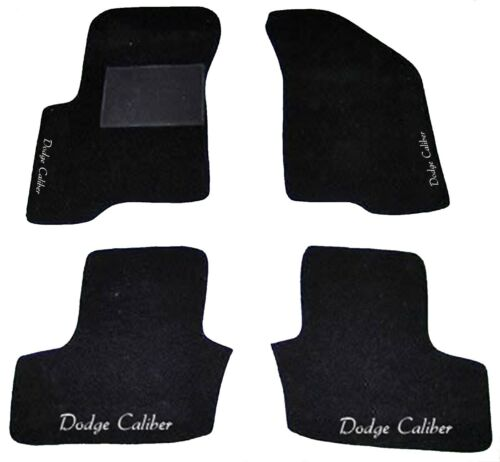 4 block 4 decori DODGE CALIBER TAPPETI tappetini AUTO
