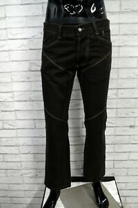 Jeans-CARLO-CHIONNA-Uomo-9-2-Taglia-34-48-Pantalone-Pants-Man-Cotone-Regular