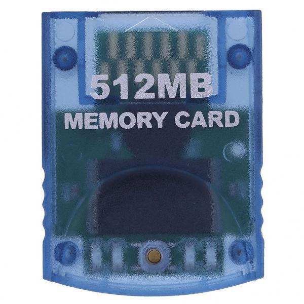 Memory Card for the Nintendo Gamecube Wii 512 MB