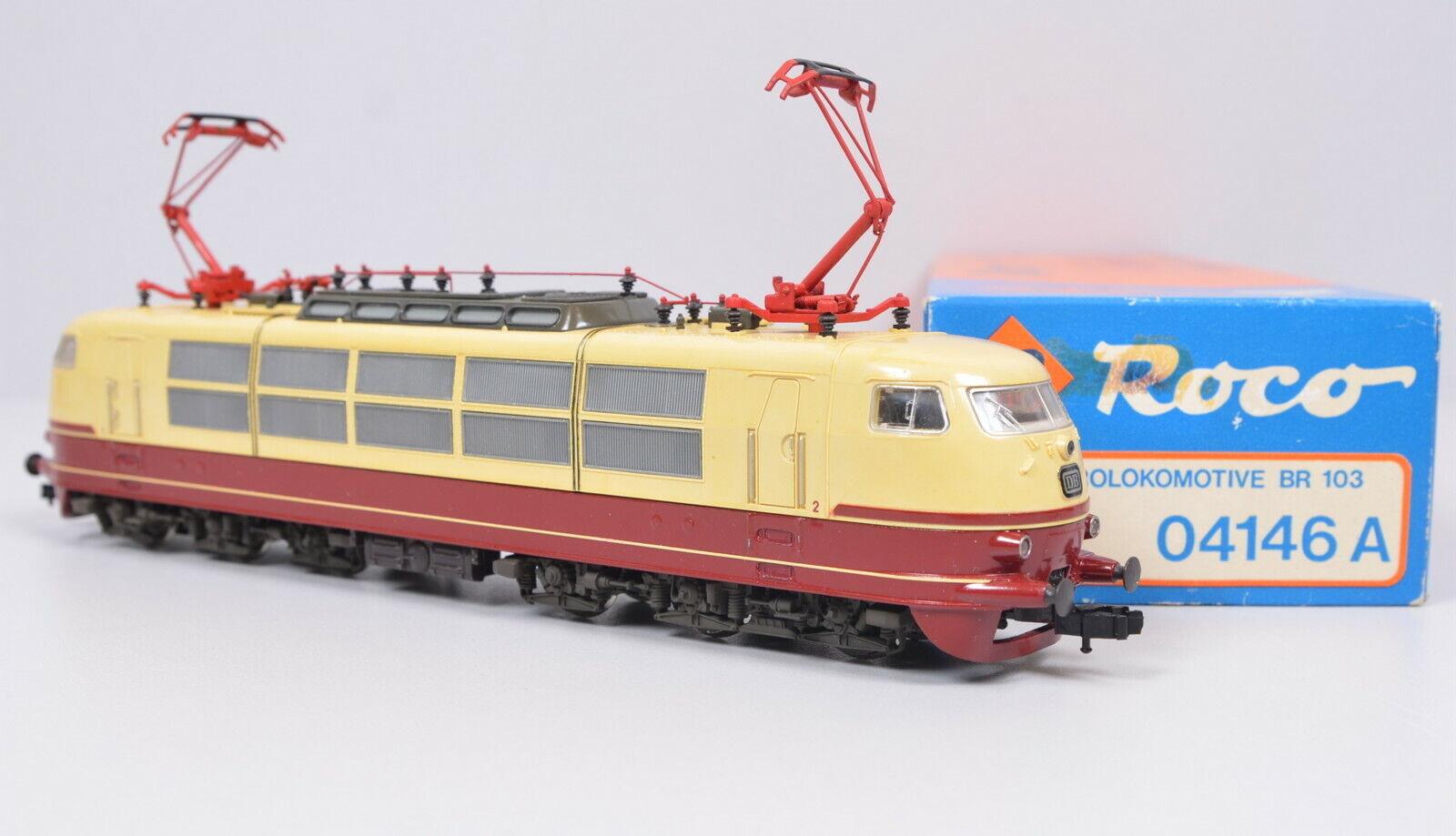 Roco 04146 a Electric Locomotive Br 103 DB   Mint Boxed