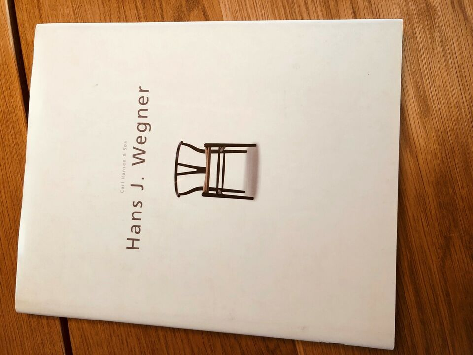 Hans J. Wegner, Carl Hansen, emne: design