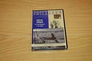 Bassa-marea-Fritz-Lang-1950-DVD-ORIGINALE-nuovo-sigillato