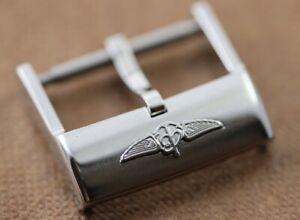Breitling Boucle Acier 18mm / Breitling buckle Steel 18mm