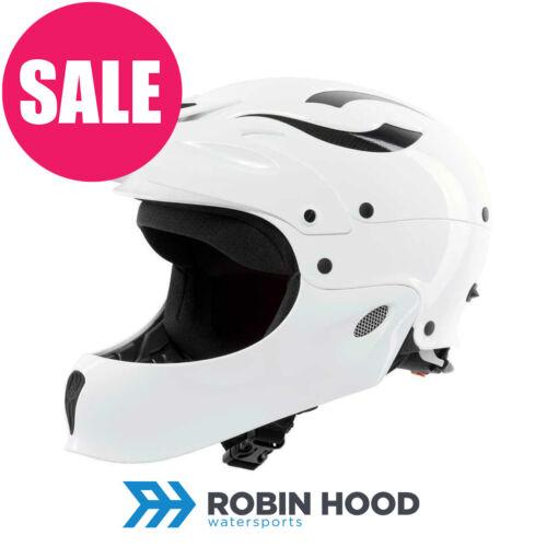 Sweet Protection Rocker Full Face Kayak Helmet SAVE 47/% Gloss White