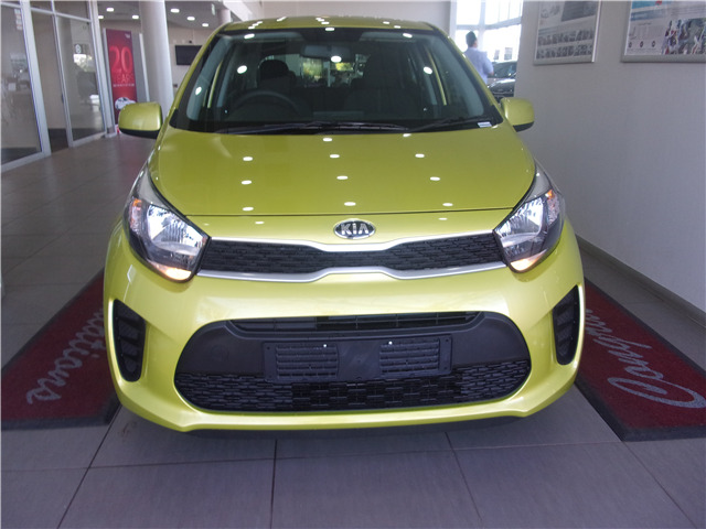 METALLIC LIME LIGHT Kia Picanto 1.0 Start with 50km available now!