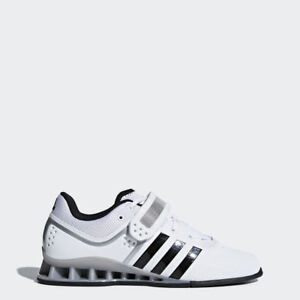 best website f0733 99beb Image is loading NEW-Adidas-Adipower-Weightlifting-mens -shoes-weightlift-lifter-