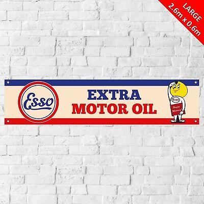 ZB048 LARGE Retro Wakefield Castrol Banner Motor Oil garage Sign workshop PVC