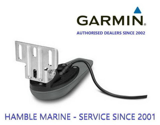 Garmin Transom Depth Transducer GT20-TM, HD-ID, DownVu, 500W (4-pin)