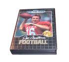 Joe Montana Football (Sega Genesis, 1991)