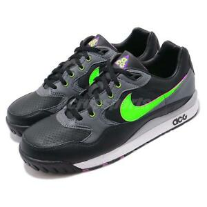 uk availability e36ee 75d9b ... Nike-Air-Wildwood-ACG-Black-Green-Mens-Outdoors-