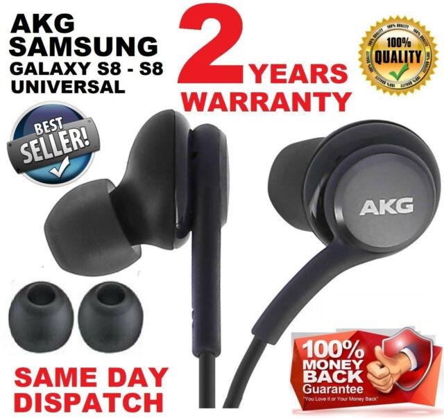 OEM For Samsung S9 S8+ Note 8 AKG Earphones Headphones Headset Ear Buds EO-IG955