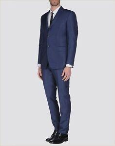 Vestiti Cerimonia Uomo Estivi.Abito Abiti Da Uomo Cerimonia Vestito Elegante Blu Completo