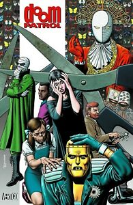 DOOM-PATROL-VOL-1-TPB-Grant-Morrison-Vertigo-Comics-19-34-TP