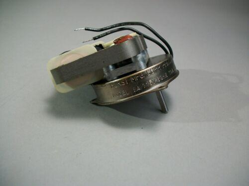 Hurst Timing Motor Model EA 115V 60Hz 10W 15 RPM