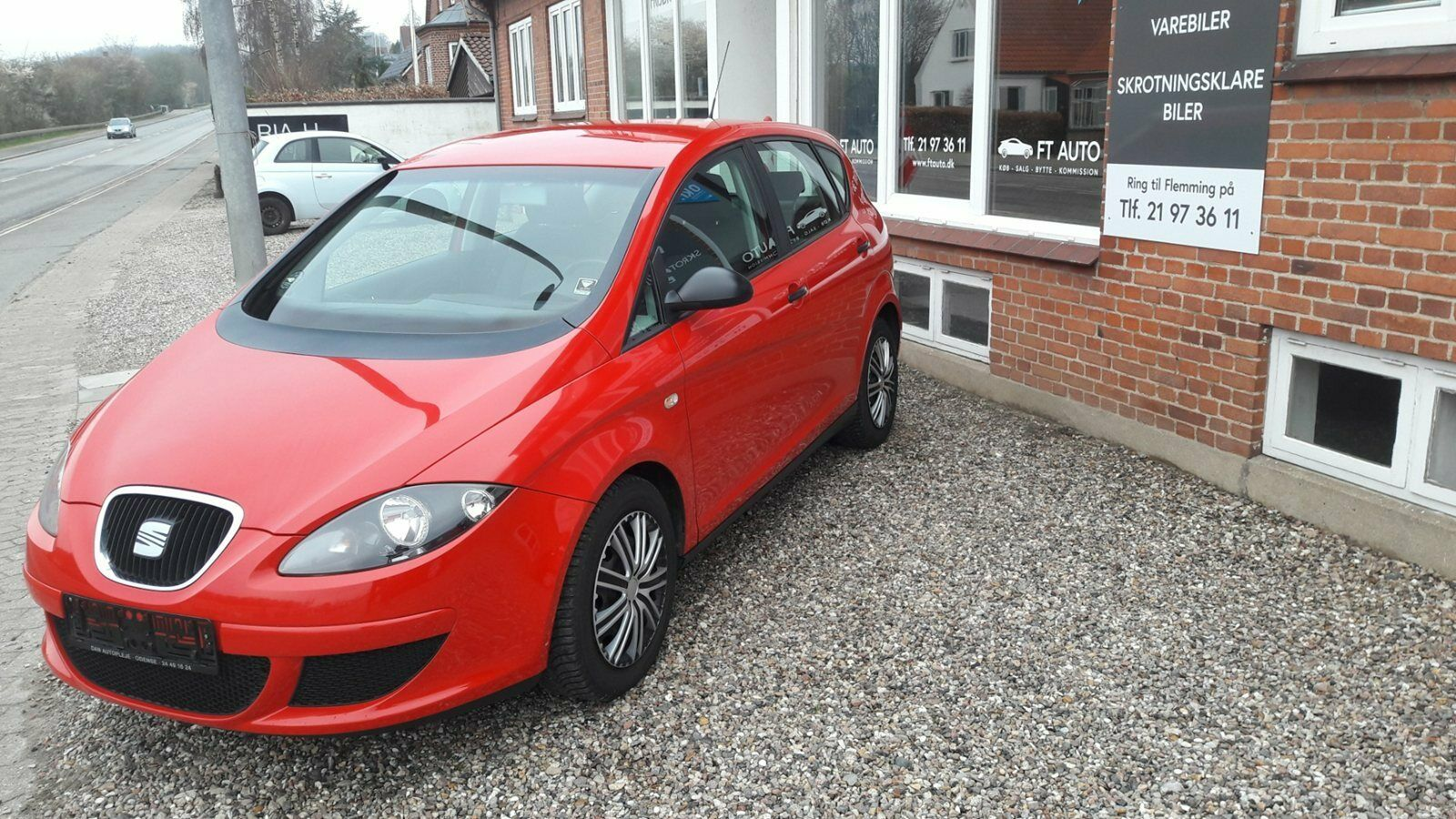 Seat Altea 1,6 Reference 5d - 34.800 kr.