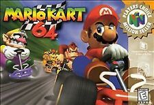 Mario Kart 64 (Nintendo 64, 1997) VERY GOOD - CART ONLY