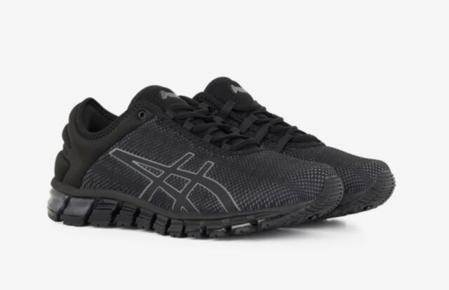 ASICS Gel Quantum 180 3 MX Black 1021A042 001 Running Shoes Men's Multi Size NEW