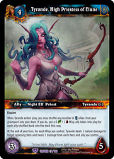 World of Warcraft WoW TCG Crown of the Heavens Set Rares/Epics CHOOSE YOUR CARDS