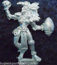 1998 Amazon Bloodbowl Thrower Citadel Team Fantasy Football Human Female Warrior