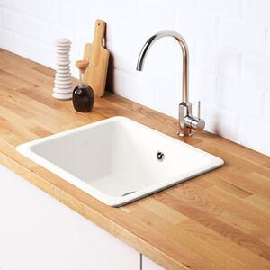 Ikea Spülen ovp ikea domsjö spüle passend zu värde keramik waschbecken