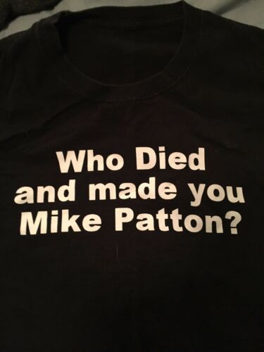 Mike Patton Faith No More Fantomas Tomahawk Shirt
