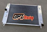 64mm Aluminum Radiator For Chevrolet Corvette C6 At