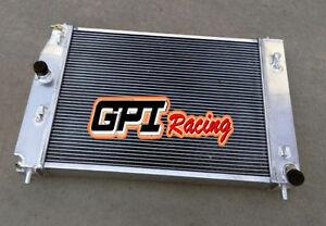 Aluminum Radiator For 2005-2013 Chevy Corvette C6 V8 Double Oilcooler AT//MT 2006