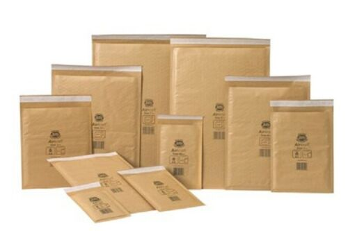 BEST QUALITY BRAND NEW JL000 JIFFY PADDED BUBBLE BAGS ENVELOPES 90x145mm