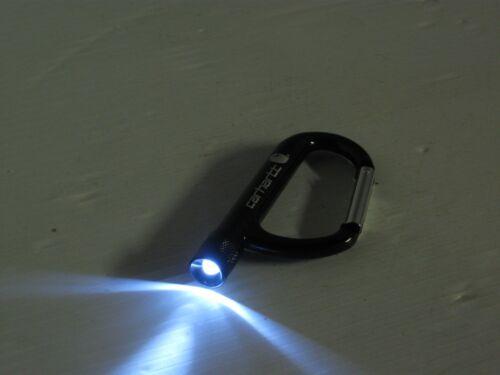 Carhartt Carabiner w//LED Flashlight