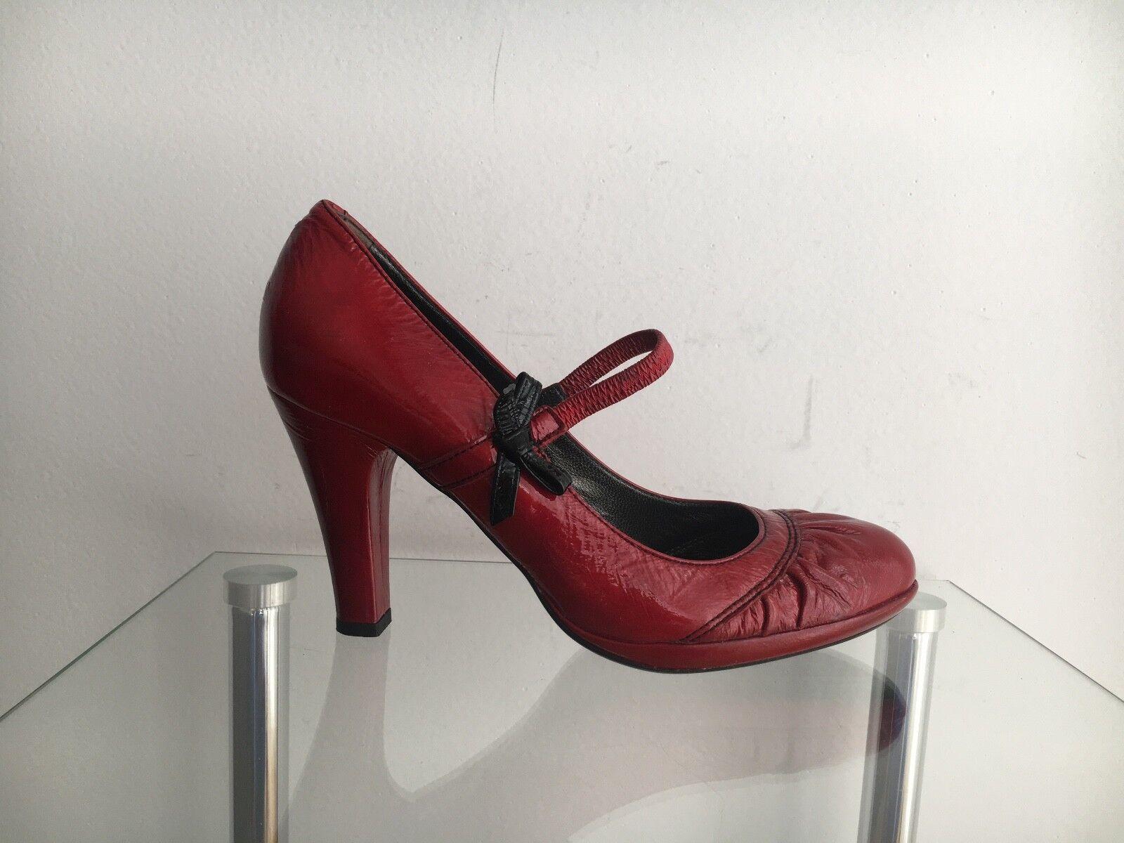 VIC Heels MATIE Pumps High Heels VIC Rot ROT Grösse: 38 aed7e0