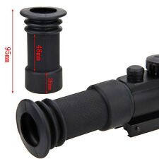 40mm Hunting Soft Rubber cotejo cover extender Eye protector for rifle scope