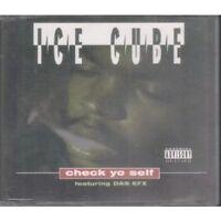 Ice Cube Check yo self (1993, feat. Das Efx) [Maxi-CD]