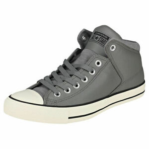 07f4c36c0a9ce3 New Men Converse Ctas High Street Hi 161472C Leather Boots Size 9 ...