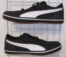 63e245dc37f Men s PUMA Astro Sala SNEAKERS Black White Sport Indoor Soccer Shoes ...