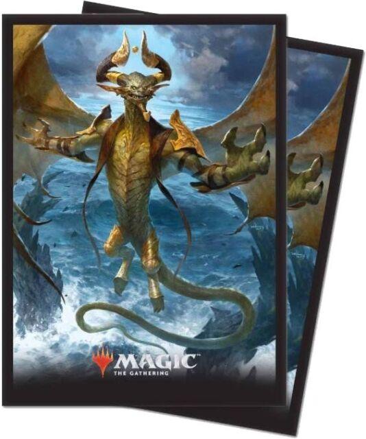 Magic 2019 Ultra Pro MtG Sleeves Card Sleeves MINT Nicol Bolas the Arisen