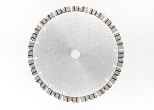 Diamant Turbo 230 Trenn-Scheibe Pflaster Steine Stahl-Beton Putz Winkelschleifer