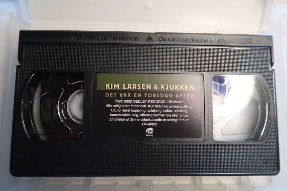 Andre samleobjekter, Kim Larsen