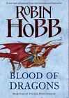 Blood of Dragons by Robin Hobb (Paperback, 2014)