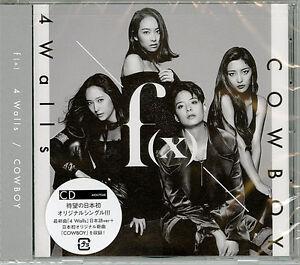 F-X-4-WALLS-COWBOY-JAPAN-CD-B63