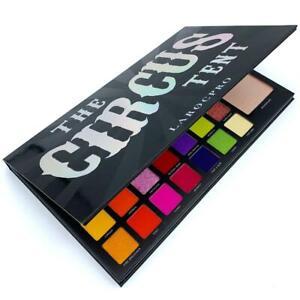 LaRoc-Pro-The-Circus-Tent-37-Colour-Eyeshadow-Highlighter-Palette-Makeup-Set