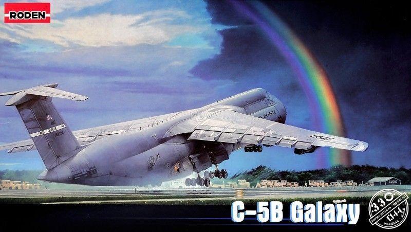 1 144 RODEN 330 C-5B Galaxy
