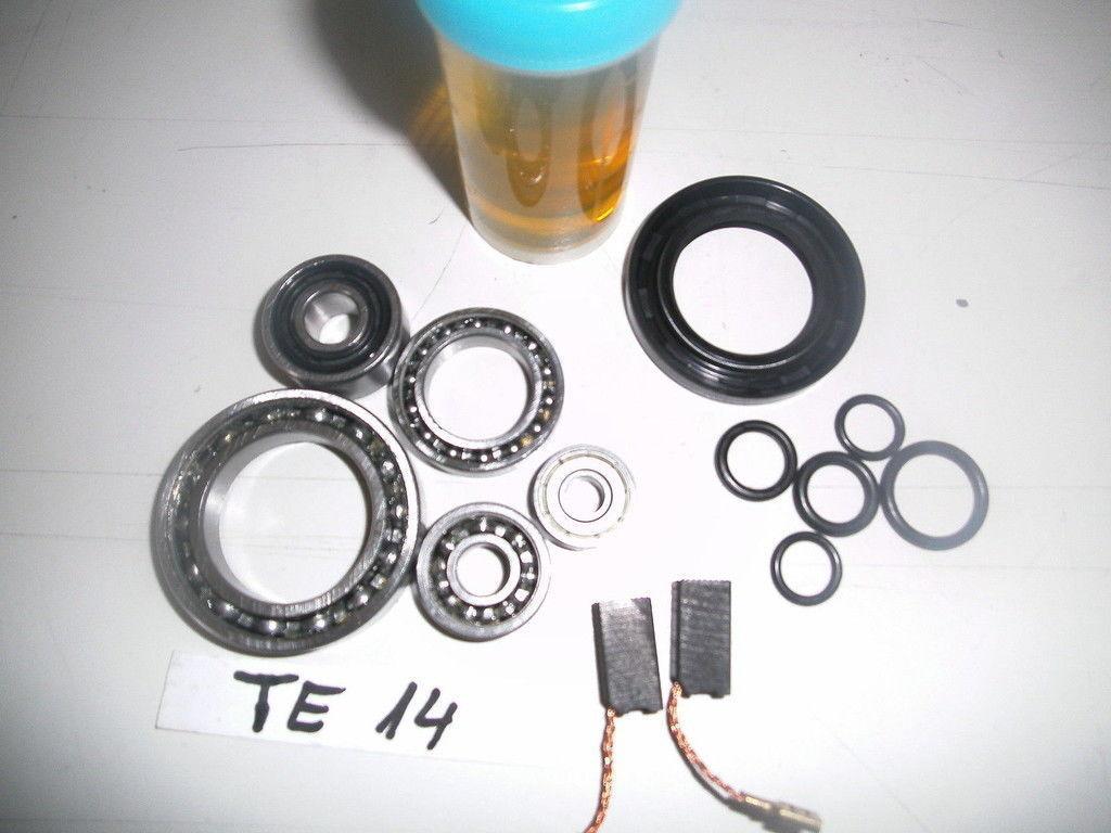 Hilti TE 14, Reparatursatz, Verschleissteilesatz, Wartungset