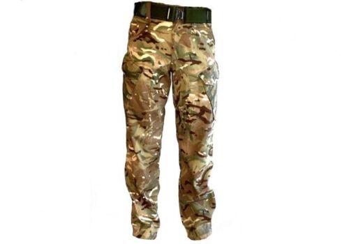 MTP TEMPERATE Meteo Pantaloni Esercito Inglese//// Militare//Combattimento 13222-Nuovo-C111
