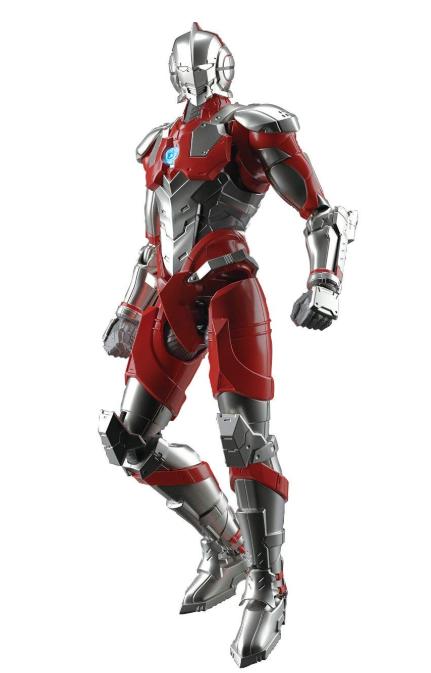 Figur Anstieg Standard Ultraman B Typ Kunststoff Modell Japan-Import