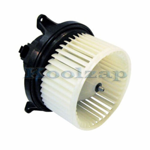 XTERRA 05-15 A//C AC Condenser Blower Motor Assembly Fan Cage