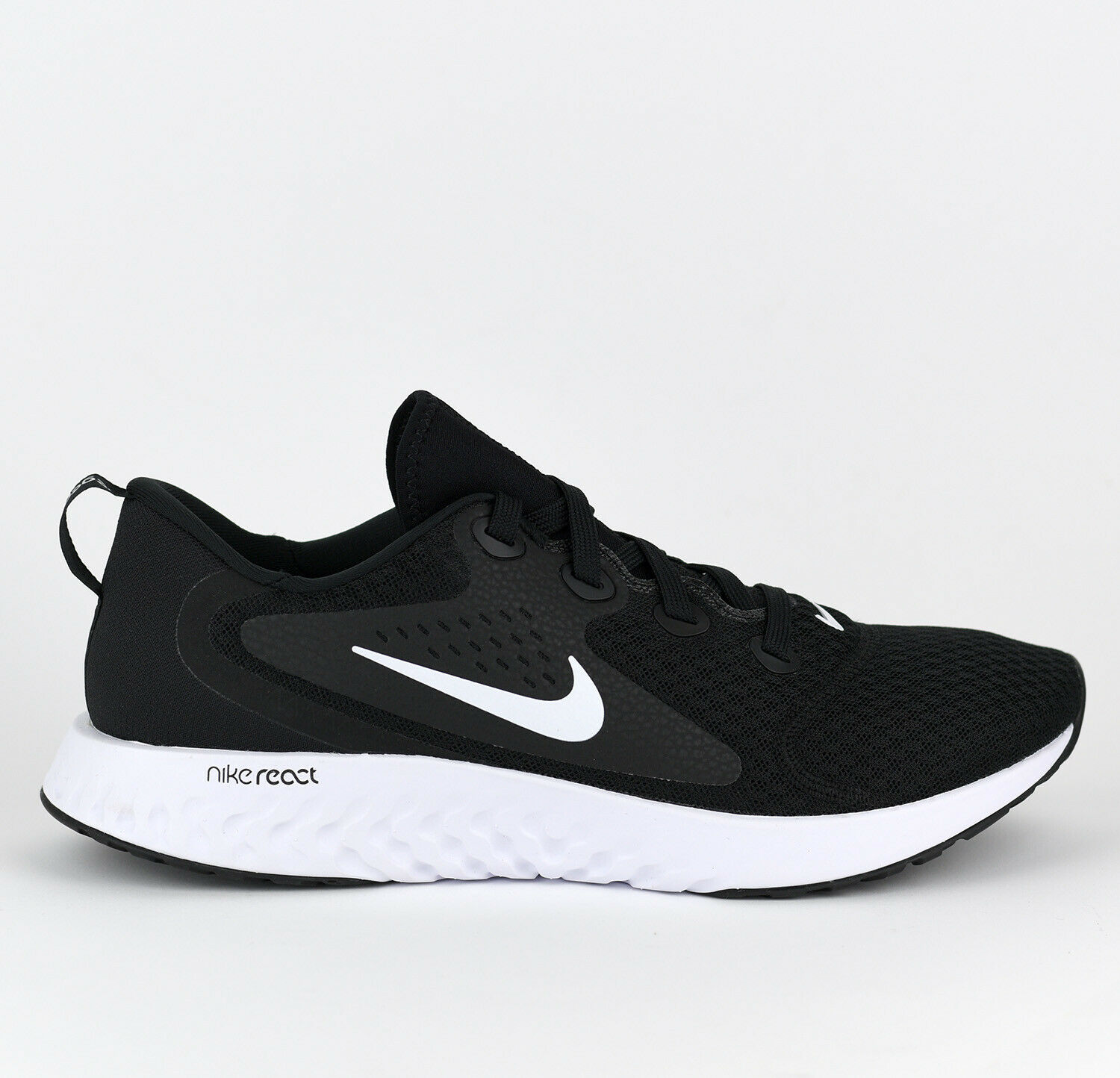 Nike Legend React Men Run Running shoes New Black White AA1625-001