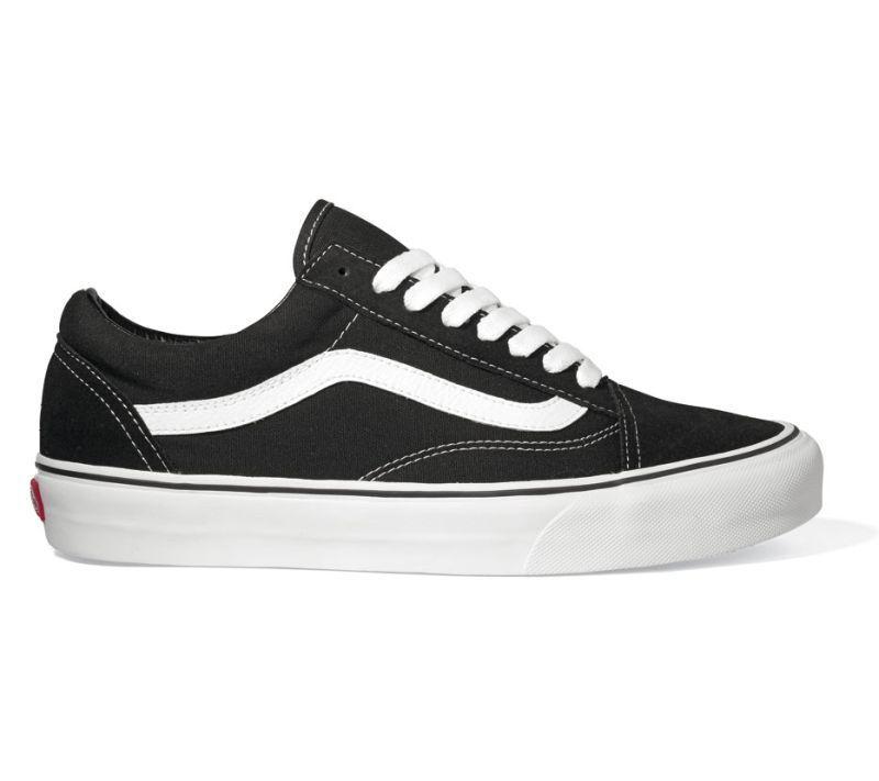 VANS - Old Skool - Schwarz Weiß - Skate Schuhe - NEU - D3HY28 - Gr.: 39 - 48
